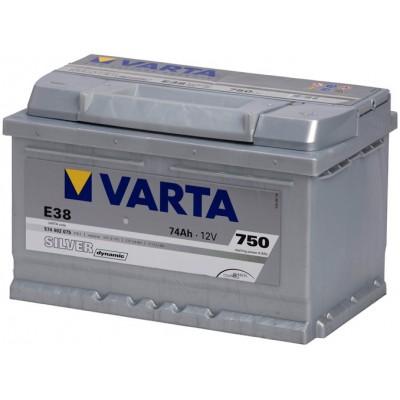 Acumulator Varta Silver 74 Ah